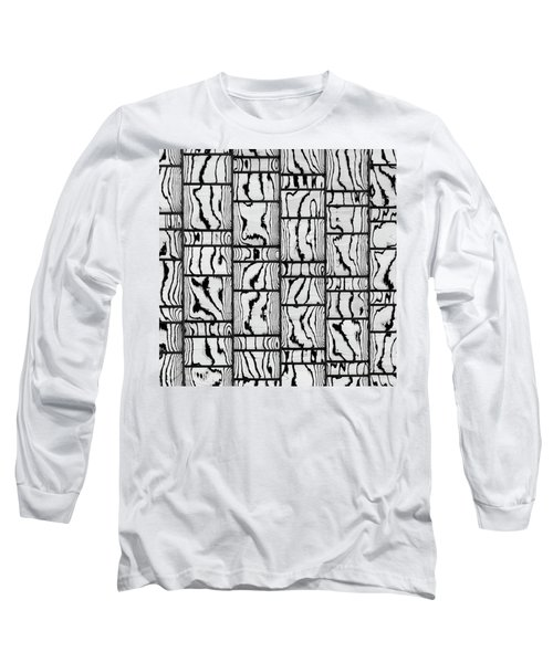 Abstritecture 18 Long Sleeve T-Shirt