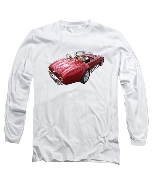 Ac Cobra 1966 Long Sleeve T-Shirt by Gill Billington