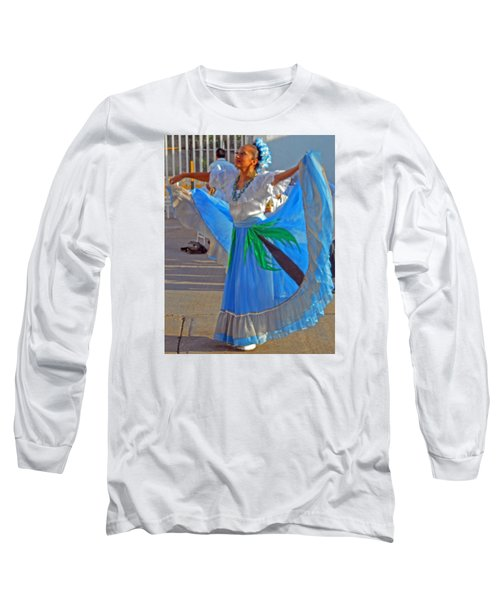 Acapulco  Dancer Long Sleeve T-Shirt