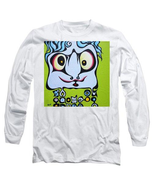 Ace Kid Mark Long Sleeve T-Shirt