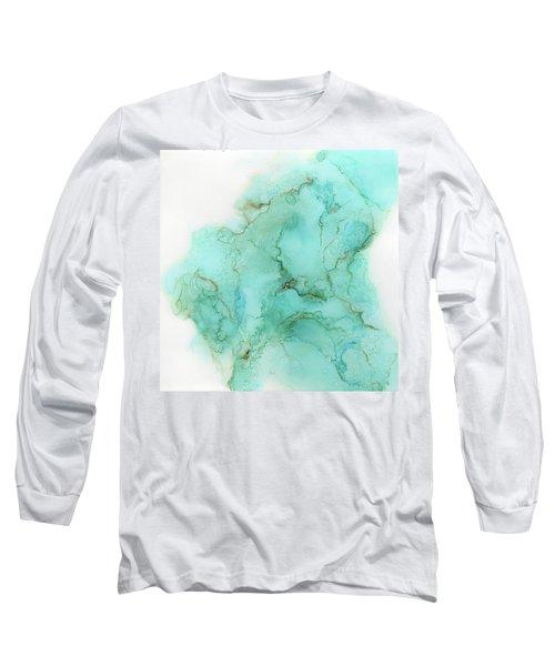 Across The Blue Sky Long Sleeve T-Shirt