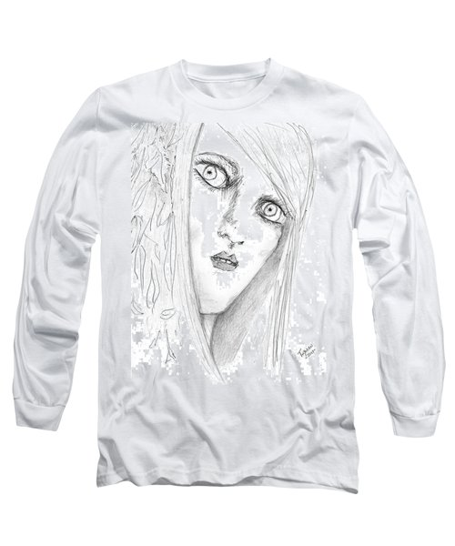 Adal Long Sleeve T-Shirt by Dan Twyman