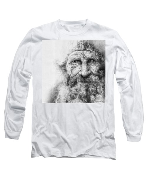 Adam. Series Forefathers Long Sleeve T-Shirt