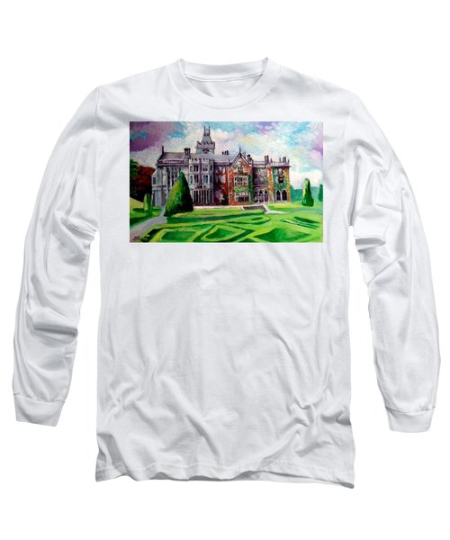 Adare Manor Co Limerck Ireland Long Sleeve T-Shirt
