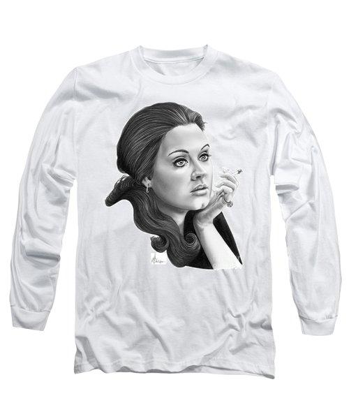 Adele Long Sleeve T-Shirt by Murphy Elliott
