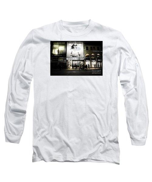 Advertising  Long Sleeve T-Shirt