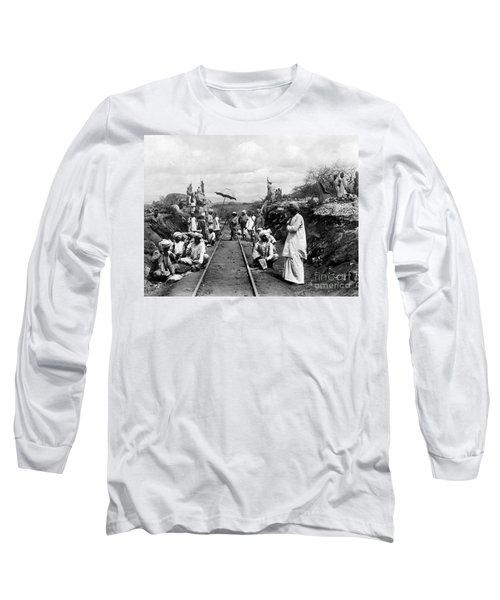Africa: Railway, C1905 Long Sleeve T-Shirt