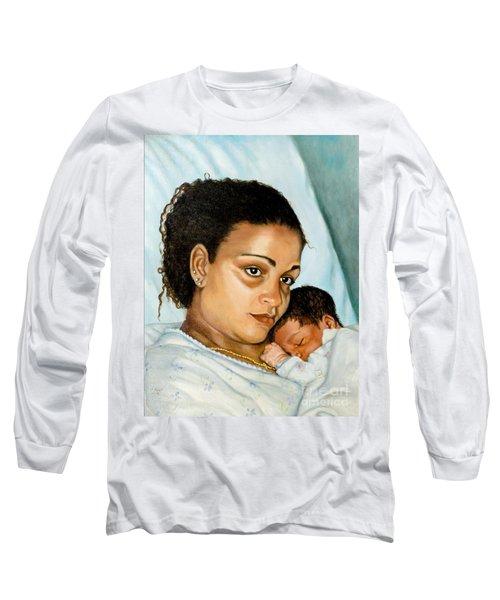 After Birth Jacina And Javon Long Sleeve T-Shirt