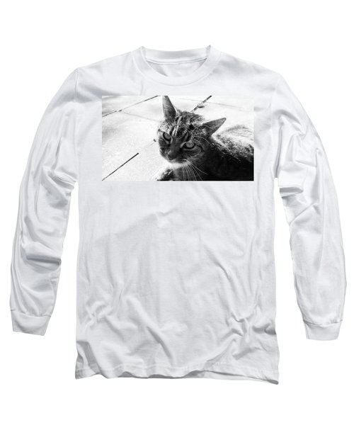 After Lunch Long Sleeve T-Shirt