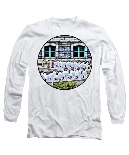 After The Noon Meal Formation Long Sleeve T-Shirt