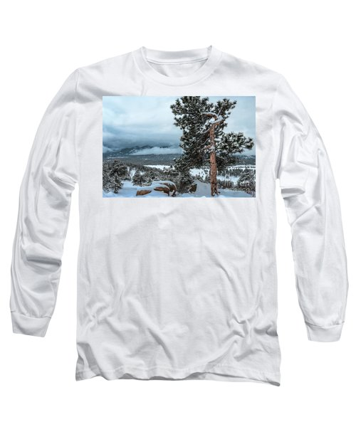 After The Snow - 0629 Long Sleeve T-Shirt