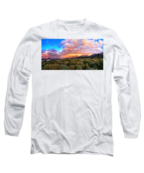 After The Storm Panorama Long Sleeve T-Shirt