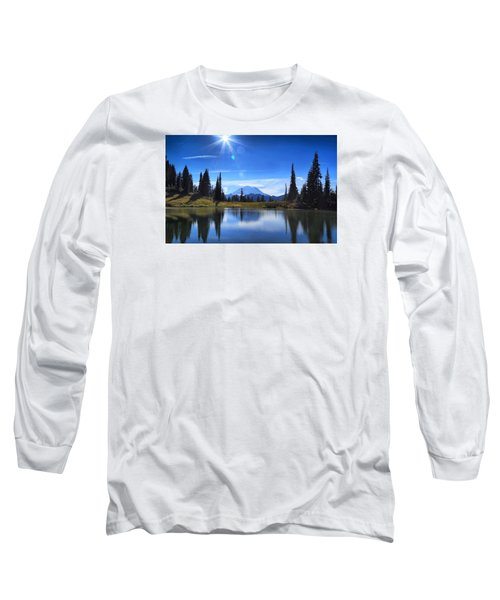 Afternoon Delight 2 Long Sleeve T-Shirt by Lynn Hopwood