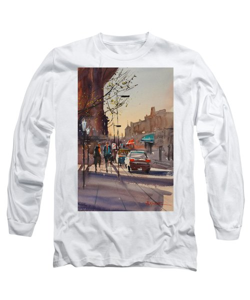 Afternoon Light Long Sleeve T-Shirt