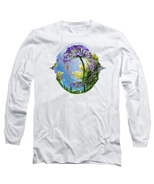 Agapanthus Dance Long Sleeve T-Shirt