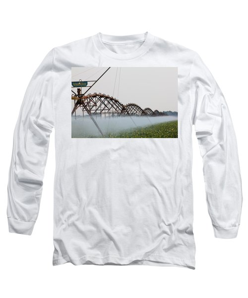 Agriculture - Irrigation 3 Long Sleeve T-Shirt
