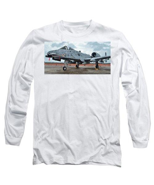Aim High Long Sleeve T-Shirt