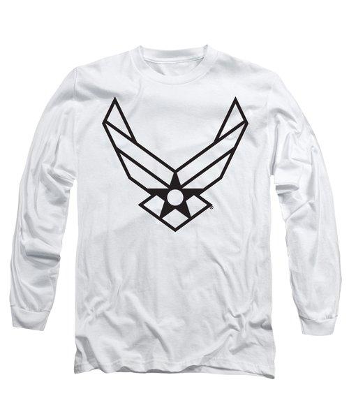 Air Force Logo Long Sleeve T-Shirt