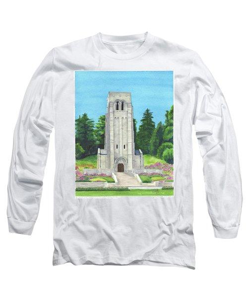 Aisne-marne American Cemetery Long Sleeve T-Shirt
