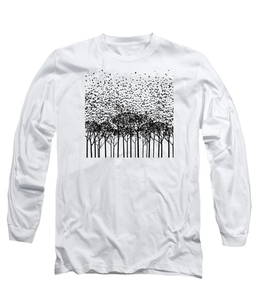 Aki Monochrome Long Sleeve T-Shirt