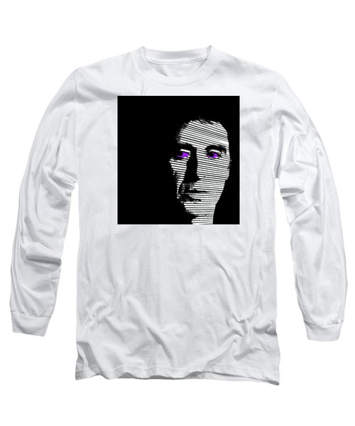 Al Pacino Long Sleeve T-Shirt by Emme Pons