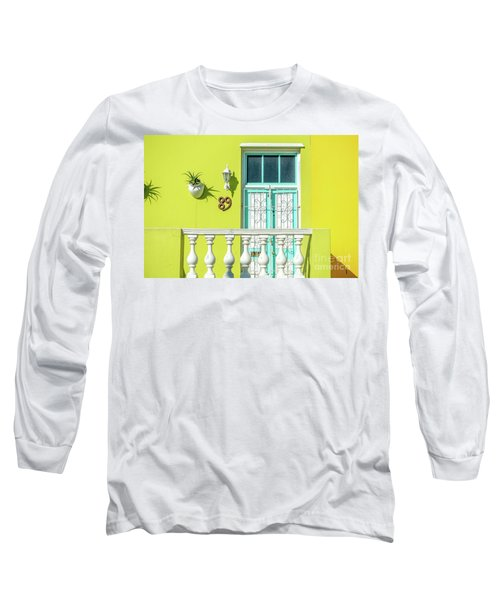Al You Can Paint Long Sleeve T-Shirt by Juergen Klust