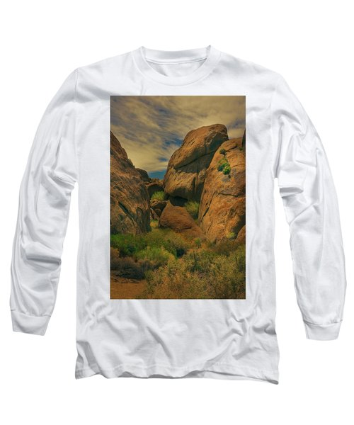 Alabama Hills - Eastern Sierras - Two Long Sleeve T-Shirt