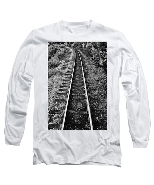 Alaska Tracks Long Sleeve T-Shirt