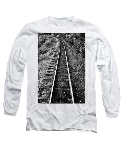 Alaska Tracks Long Sleeve T-Shirt