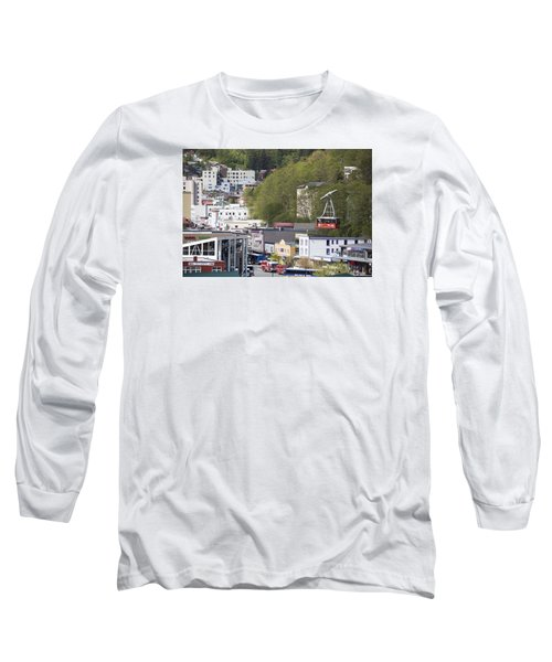 Alaskan Transportation Long Sleeve T-Shirt