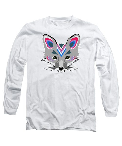Alayna Fox Long Sleeve T-Shirt