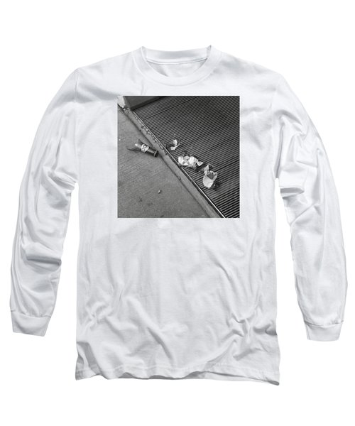 Alcohol Abuse Long Sleeve T-Shirt