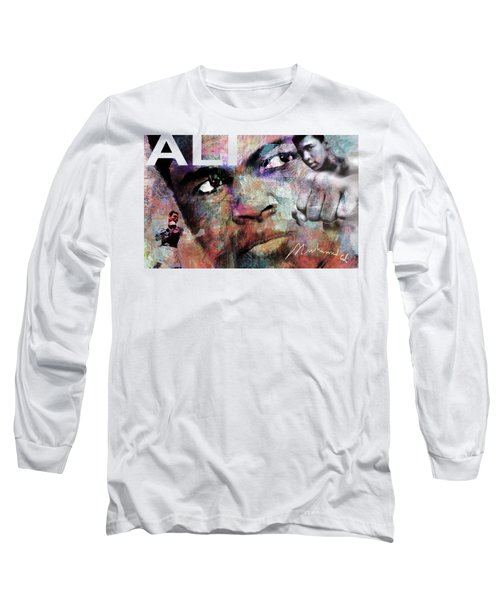 Ali Long Sleeve T-Shirt