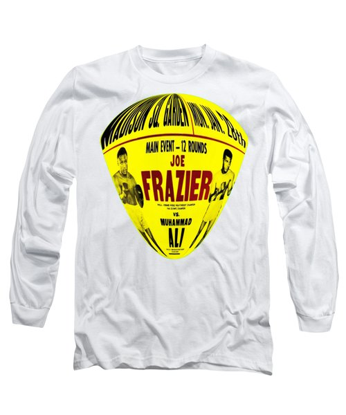 Ali Vs Frazier II Long Sleeve T-Shirt
