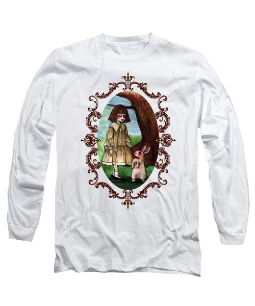 Alice Pleasance Liddel Long Sleeve T-Shirt