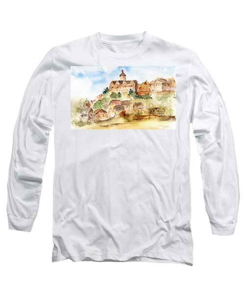 Alice's Castle Long Sleeve T-Shirt by Anne Duke
