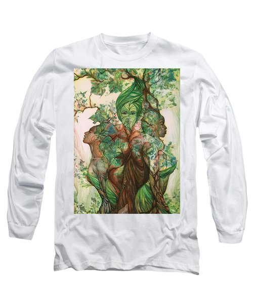 Alive Tree Long Sleeve T-Shirt