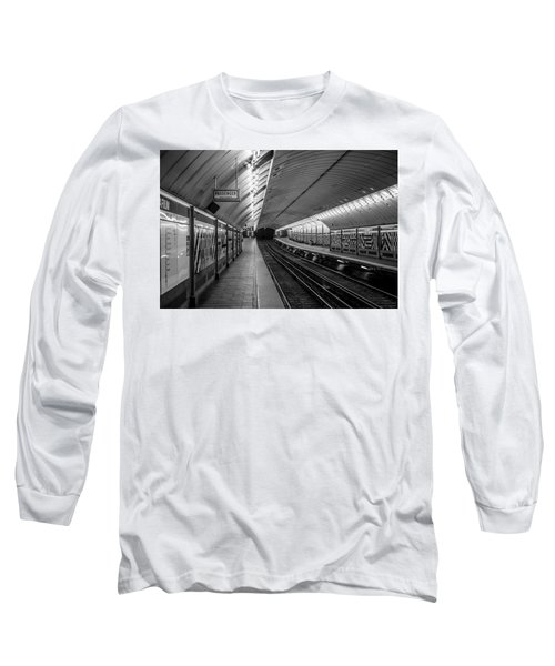 Long Sleeve T-Shirt featuring the photograph All Aboard by Jason Moynihan