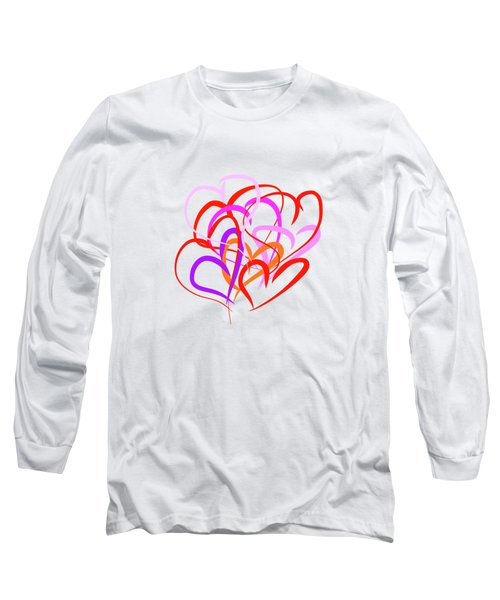 All About Love Long Sleeve T-Shirt