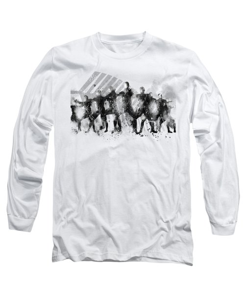 All Blacks Haka Long Sleeve T-Shirt
