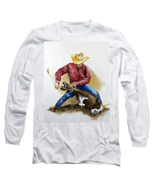 All Cinched Up Long Sleeve T-Shirt