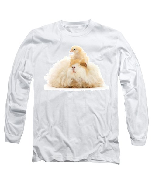 All Frizzed Up And Ready To Go Long Sleeve T-Shirt