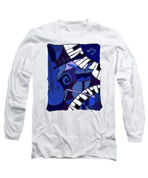 All That Jazz 3 Long Sleeve T-Shirt