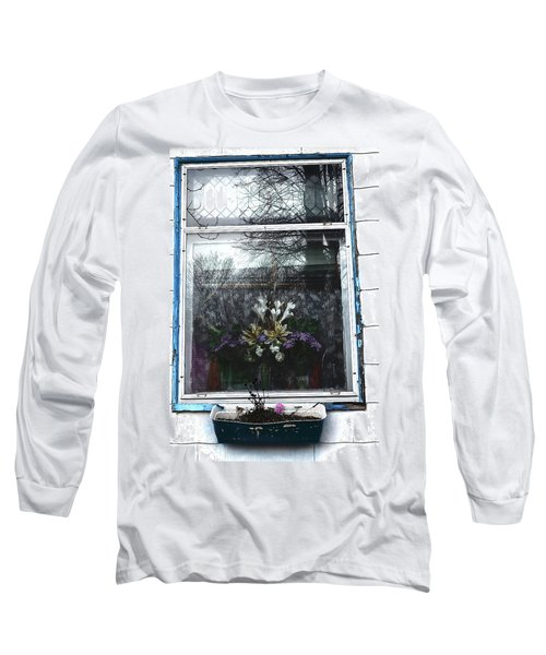 All That Went Before It Long Sleeve T-Shirt