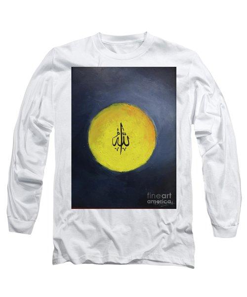 Allah-3 Long Sleeve T-Shirt