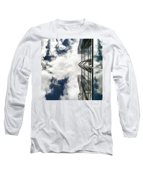 Urban Cloudscape Long Sleeve T-Shirt