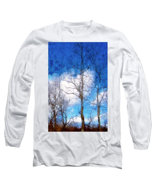 Almost Spring Long Sleeve T-Shirt by Spyder Webb