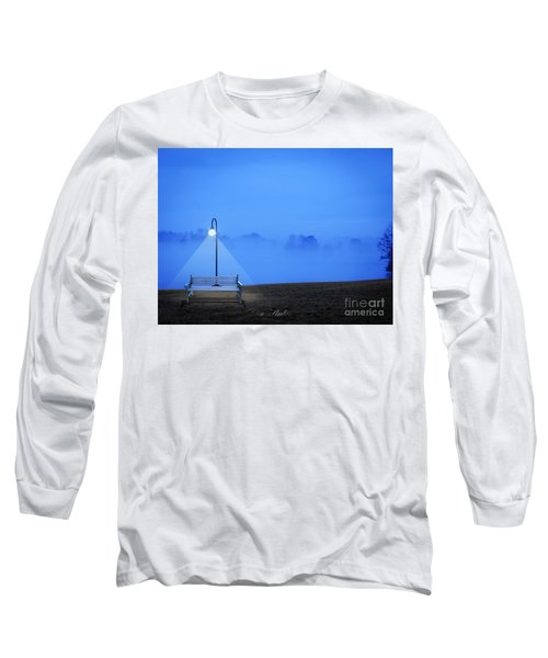Alone Long Sleeve T-Shirt by Melissa Messick