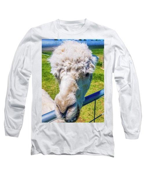 Alpaca Yeah Long Sleeve T-Shirt