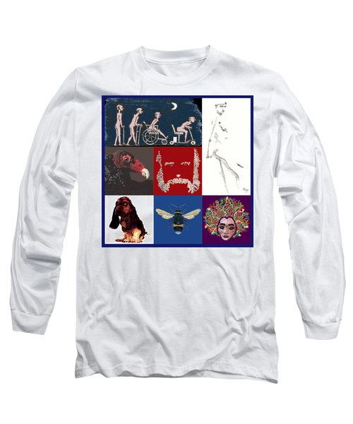Alter Ego Montage Long Sleeve T-Shirt